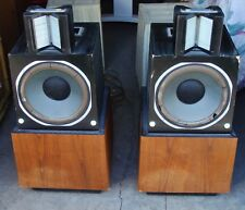 Pair of Vintage  ESS AMT1A Speakers for repair and restoration,  works
