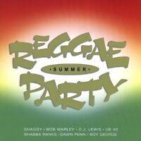 Reggae Summer Party (2001) Shaggy, Bob Marley, C.J.Lewis, UB40, Shabba .. [2 CD]