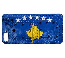 Coque iPhone SE Drapeau KOSOVO 06