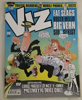 Viz : UK Adult Comic #216 : June 2012.