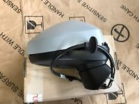 Audi A3 O/S Drivers Side Door Mirror 2013 - 2016 BRAND NEW GENUINE 8V2