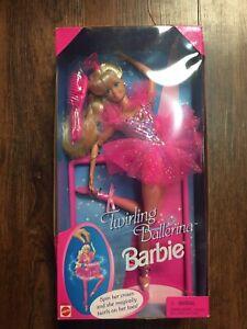 Mattel 1995 Twirling Ballerina Barbie 15086