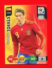 SOUTH AFRICA 2010 - Adrenalyn Panini - Card Base-Basic - TORRES - ESPANA