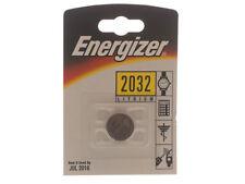 Energizer ENGCR2032 CR2032 Coin Lithium Battery Single