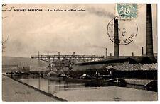 CPA 54 - NEUVES-MAISONS (Meurthe et Moselle) - Les Aciéries et le Pont roulant