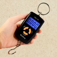 45kg 5g Pocket Electronic Hook Fishing Hanging Scale Double Precision Travel