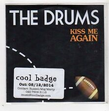 (GE270) The Drums, Kiss Me Again - 2014 DJ CD