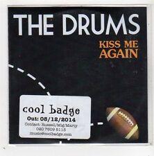 (GE270) The Drums, Kiss Me Again - 2014 DJ CD