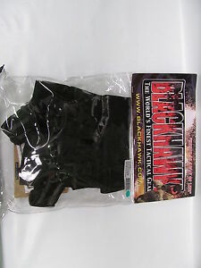 Blackhawk 511604BK Black Enhanced Tactical, Hip Mag Pouch