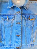 Awesome Vintage  80's 90's Jordache Ladies Jean Denim Jacket Jacket Size S-M