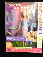 2001 Mary Kate And Ashley Movie Magic Doll. Never Opened !