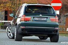 BMW X5 E70 07-14 SUV - Chrom Zierleiste Heckleiste Heckklappe 3M Tuning