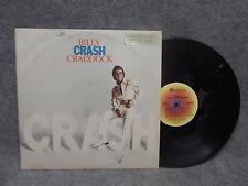 33 RPM LP Record Billy Craddock Crash Demo Album 1976 ABC Dot Records DOSD 2063