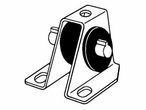 For 1975-1980 Plymouth PB200 Transmission Mount 24114NB 1976 1977 1978 1979