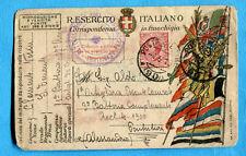 WWI MILITARY - POSTA MILITARE 90 del 04.05.18 (1077-130)
