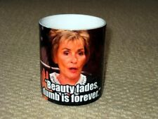 Judge Judy Beauty Fades Great New MUG