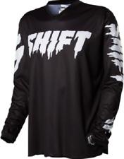 SHIFT RECON Motocross Jersey NEW black XL Motorcross MX Dirt bike Off Road
