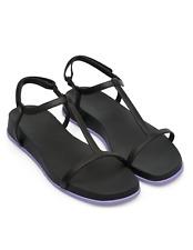 Camper Atonik K201011-001 Women Sandals Leather / Calfskin Black