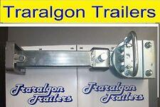 manutec corner steady caravan stand for trailer or camper, stabilizer leg F20