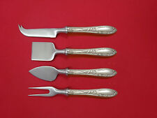Virginian by Oneida Sterling Silver Cheese Serving Set 4pc HHWS  Custom