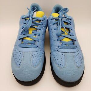 Reebok Men's Size 11 Ice Cream Board Flip Sneaker Pharrell BBC Blue Yellow Black