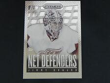 2013-14 Panini Prizm Net Defenders #8 Jimmy Howard Detroit Red Wings