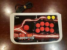 PS2 Tekken 5 Iron Fist Arcade fighting game stick controller PlayStation HORI