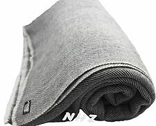 "Natural Cashmere Extra Large Throw/Blanket 90"" x 108"",Hand Made in Nepal"