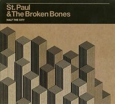 Half the City - St. Paul & The Broken Bones (CD, 2015) - FREE SHIPPING