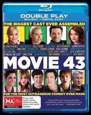 Movie 43 Blu-ray Discs NEW