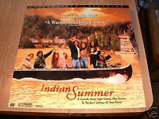 "Laserdisc "" Laser Disc "" Film : INDIAN SUMMER  ( Film in  Lingua inglese )"
