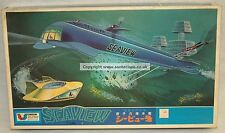 VOYAGE TO THE BOTTOM OF THE SEA : Seaview & Flying Sub UNION model kit set Ref:2