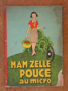 Mam'zelle Pouce Micro - Hamel Baudin Radio Lemainque
