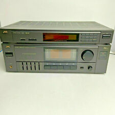 JVC RX-R75 Computer Controlled Receiver FM/AM Stereo Tuner Tested