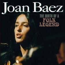 JOAN BAEZ - BIRTH OF A FOLK LEGEND   CD NEUF