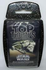 Star Wars Raumschiffe (Spaceships) - Top Trumps Premium Quartett NEU