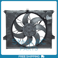 A/C Radiator-Condenser Fan for Mercedes-Benz ML320, ML350, ML500, ML550, R... QU