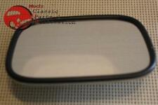 Chevy GMC Truck Rectangular Rectangle Stainless Side Outside Door Mirror New