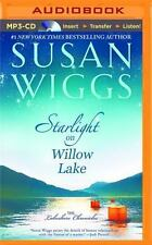 Starlight on Willow Lake by Susan Wiggs MP3 CD Book (English) NM GREAT!!