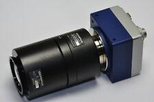 OLYMPUS Microscope Tube Lens U-TV0.5XC-3 / U-TLU + IMI TECH IMC-82FT
