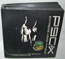 P90X Extreme Home Fitness Beachbody 12 Disk DVD Exercise Workout Training