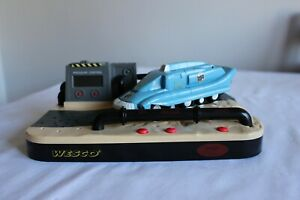 Captain Scarlet And The Mysterons Talking Alarm Clock Wesco 1993
