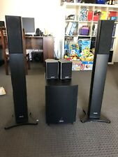 Whatmough Av8 Speaker System - Excellent Sound