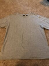 George Men's Gray T-Shirt Size XL