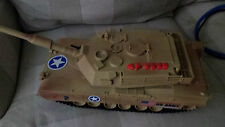 Toy Tank Battery Operated for sounds - 15x7x8