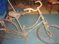 petit velo enfant fillette ancien old bicycle alte kinder fahrrad
