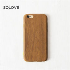 Luxury Ultra-thin Wood Grain Case Cover For Apple iPhone 6 6s 4.7""