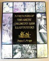 A Treasury of the Great Children's Book Illustrators by Susan E. Meyer (1983, Ha