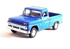 1966 CHEVROLET C10 PICK-UP TRUCK,BLUE WELLY 1:32 DIECAST CAR COLLECTOR'S MODEL
