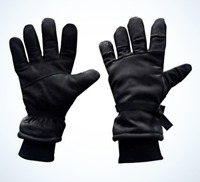 NEW USGI Military Gore-Tex Intermediate Cold Weather Leather Gloves Size Medium